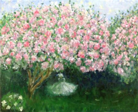 """Claude Monet """"Lilas,temps gris"""""""